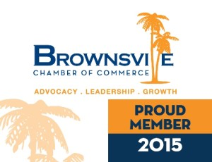 Brownsville Chamber - 2015 Proud Member _small